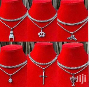 Men Platinum Necklace | Jewelry for sale in Greater Accra, Achimota