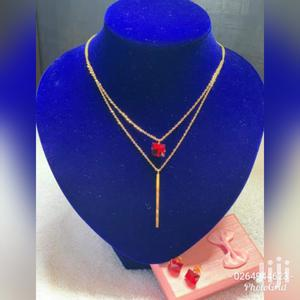 Necklace With Earring | Jewelry for sale in Greater Accra, Achimota