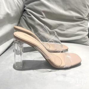 Clear Slipper Heels   Shoes for sale in Greater Accra, East Legon