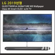 "LG Signature 77"" Oled77w9pua W9 Series 4K Uhd Smart Oled Wallpaper TV 