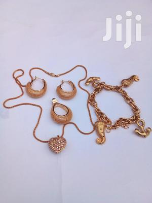 Quality Necklace, Earrings, Pendant, Bracelet Set   Jewelry for sale in Greater Accra, Adenta