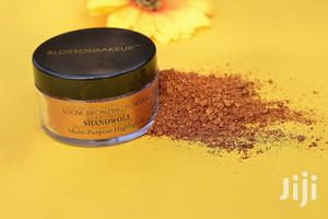 Blossommakeup Multipurpose Loose Bronzer Aka Shanowole | Makeup for sale in Greater Accra, Ashaiman Municipal