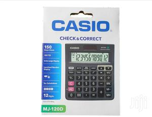 Casio MJ-120D Calculator   Stationery for sale in Greater Accra, Accra Metropolitan
