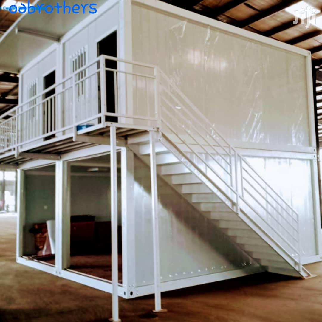Modern Container House | Houses & Apartments For Sale for sale in Kumasi Metropolitan, Ashanti, Ghana