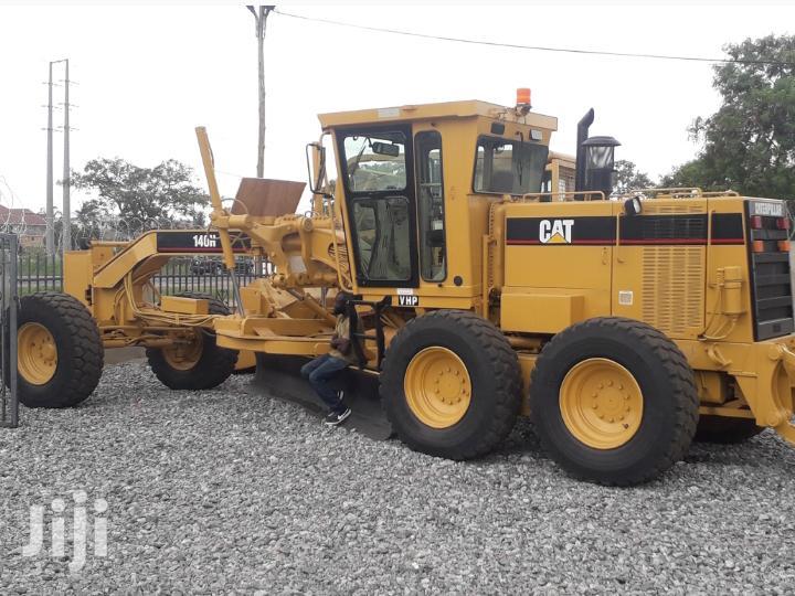 Archive: CAT Grader 140H For Sale