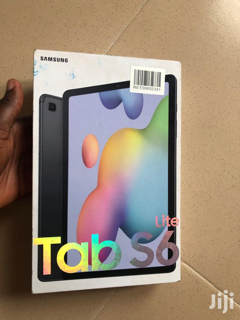 Archive: New Samsung Galaxy Tab S6 Lite 64 GB Black