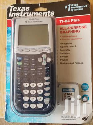 Ti-84 PLUS Texas Instrument Calculator   Stationery for sale in Greater Accra, Accra Metropolitan