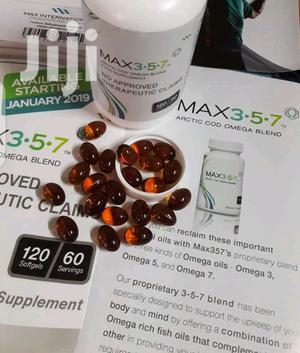 Max 357 Omega Oils (Skin Care) | Vitamins & Supplements for sale in Greater Accra, Ga East Municipal