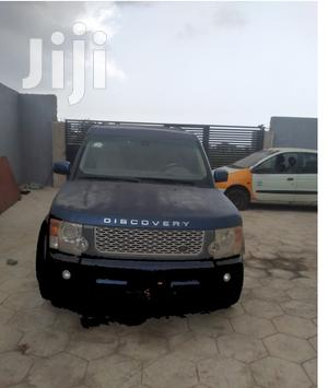 Land Rover Discovery 2005 Blue   Cars for sale in Greater Accra, Ga South Municipal
