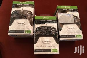 PDP Xbox One and Windows Wired Game Controllers Phantom Blak | Video Game Consoles for sale in East Legon, Bawaleshie