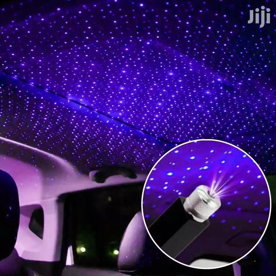 USB Car Roof Night Light