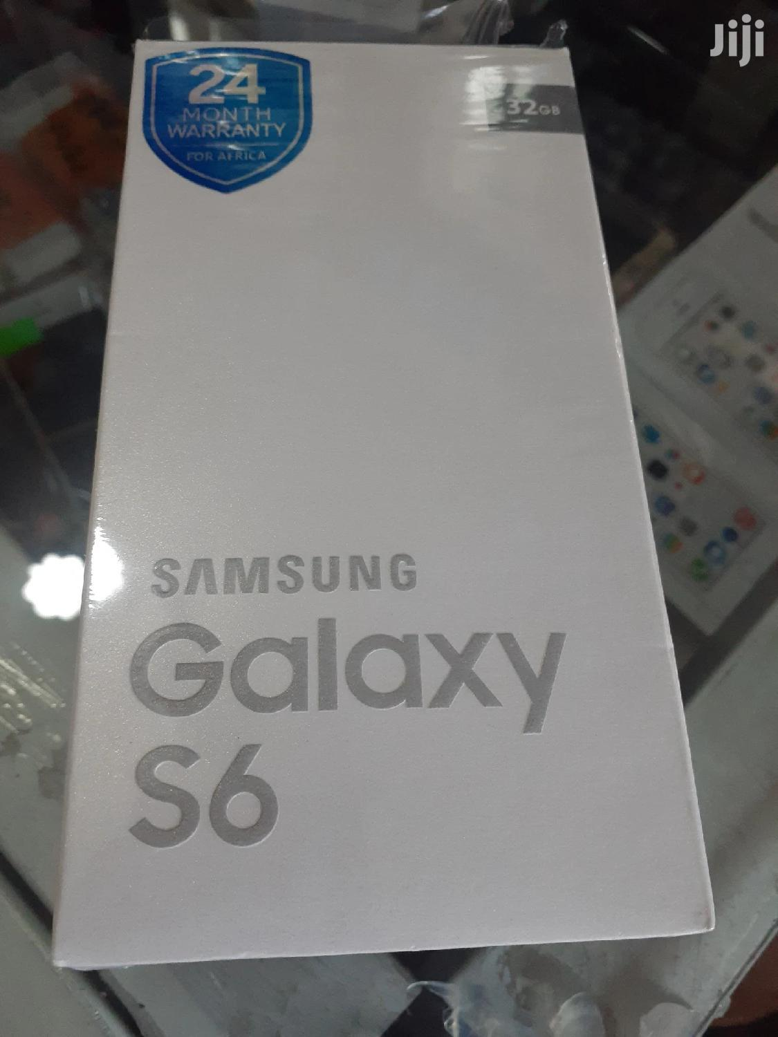 Archive: New Samsung Galaxy S6 32 GB