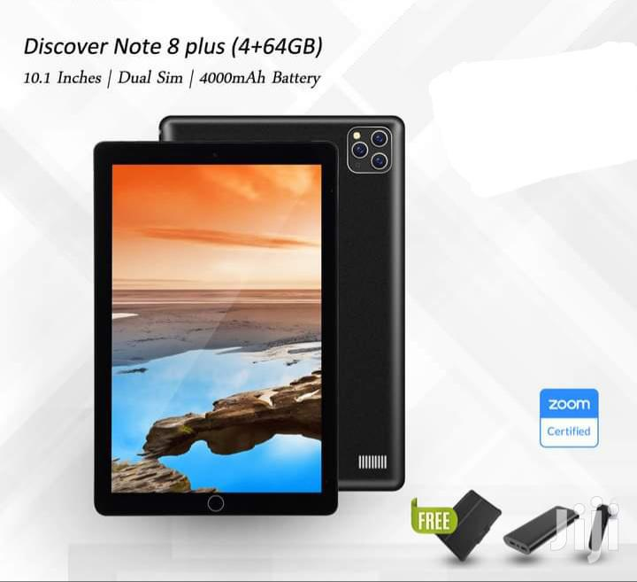 New Discover Note 8 Plus 64 GB Black