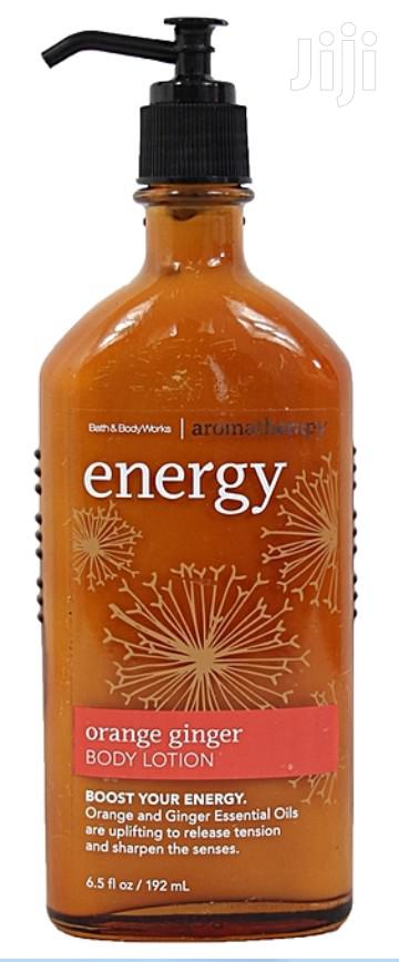 Archive: Sale! Orange Ginger : Energy Body Lotion