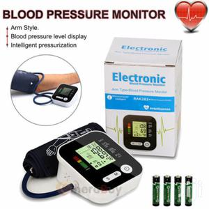 Arm Blood Pressure Monitor for Sale | Medical Supplies & Equipment for sale in Greater Accra, Accra Metropolitan