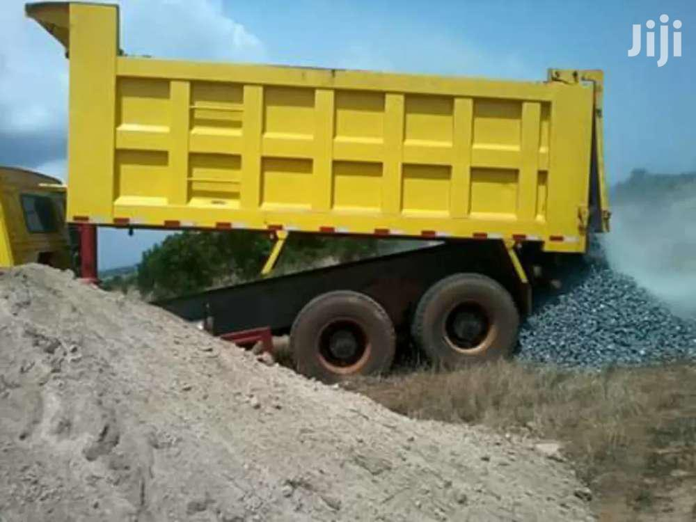 Sand & Stone Supply Contractor