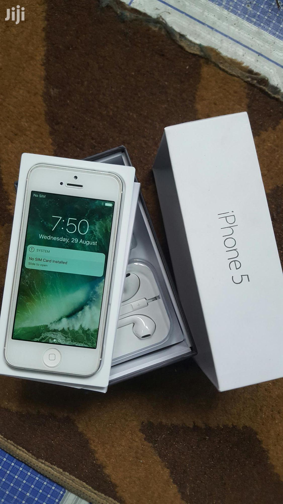 Iphone 5 Gray 32 GB
