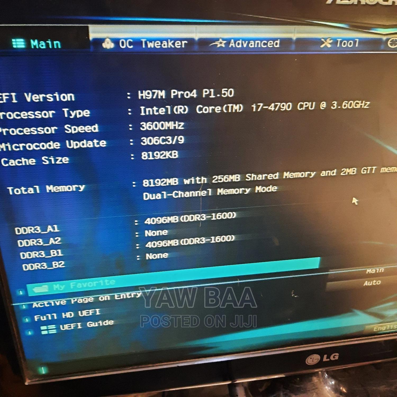 Archive: Desktop Computer Laptop 8GB Intel Core I7 HDD 500GB