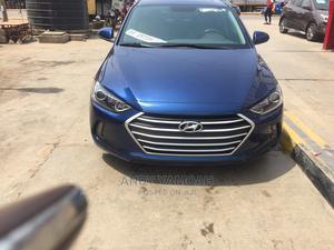 Hyundai Elantra 2018 Sport Blue | Cars for sale in Greater Accra, Dansoman