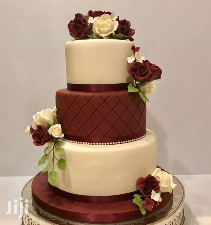 Sponge Cakes , Fruit Cakes, Wedding Cakes   Wedding Venues & Services for sale in Kotobabi, Greater Accra, Ghana