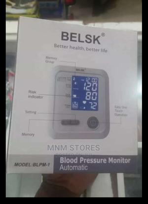 Belsk Blood Pressure Monitor | Medical Supplies & Equipment for sale in Greater Accra, Accra Metropolitan