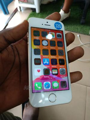 Apple iPhone SE 16 GB Gold   Mobile Phones for sale in Greater Accra, Achimota