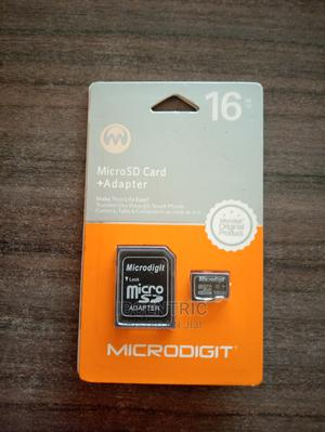 16GB Microdigit SD Card | Accessories for Mobile Phones & Tablets for sale in Greater Accra, Dansoman