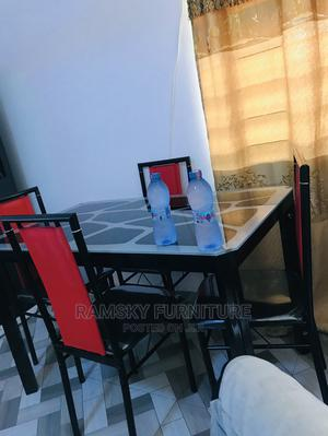 Executives Dinning Table With 4chairs | Furniture for sale in Greater Accra, Tema Metropolitan