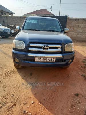 Toyota Tundra 2006 Regular Cab Blue   Cars for sale in Greater Accra, Adenta