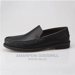 Leather Slip-On Loafers – Black | Shoes for sale in Greater Accra, East Legon