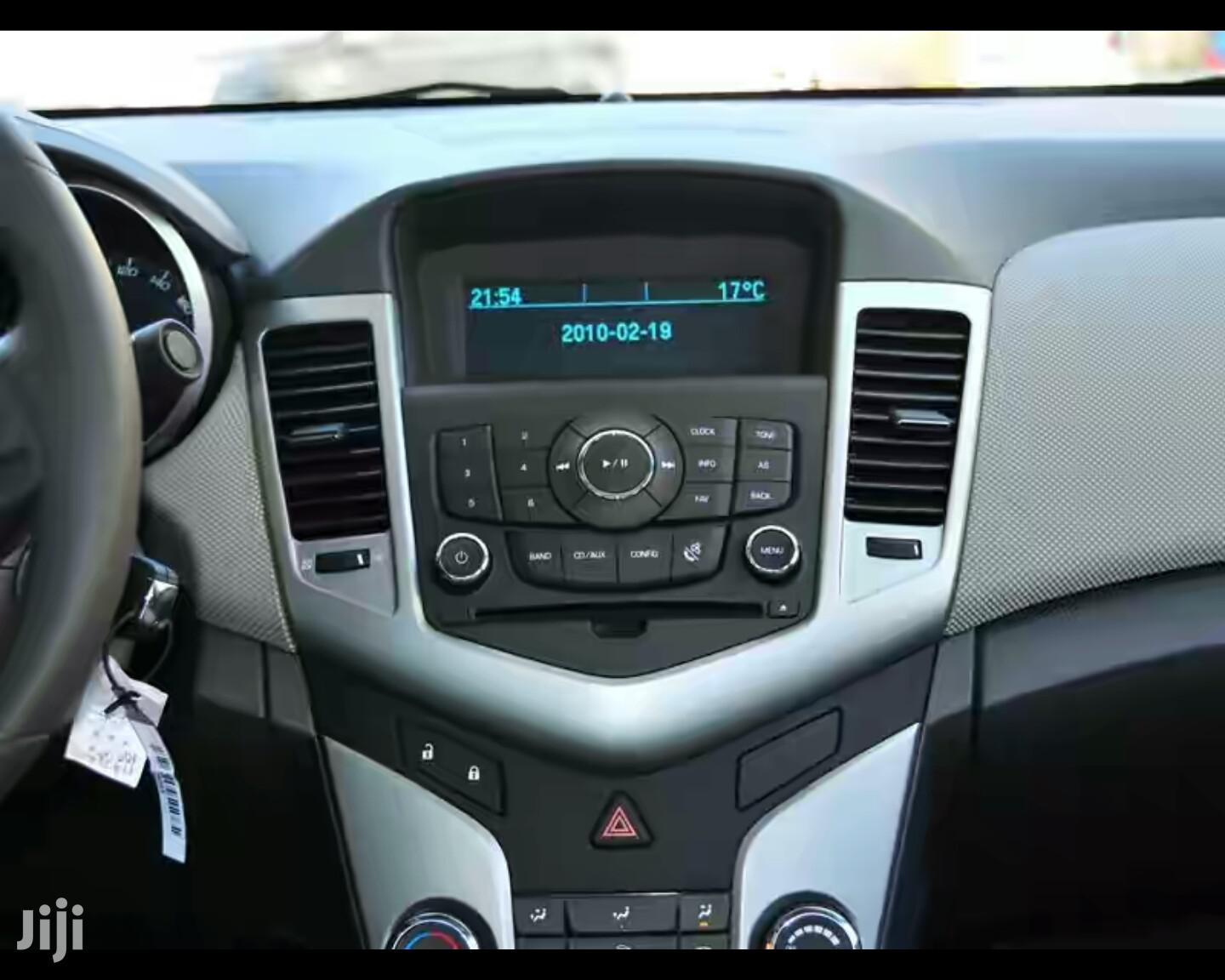 Chevrolet Cruze 2012 Android Dvd Player