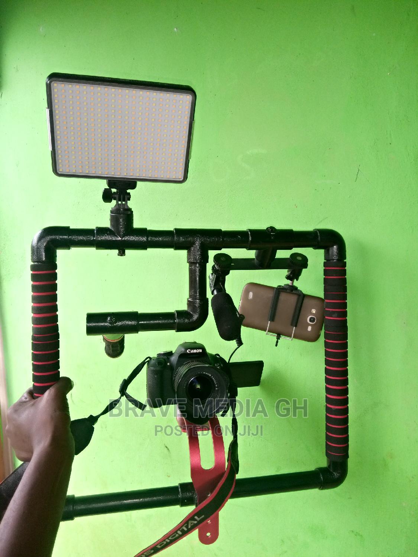 Home Made Diy Camera Stabilizer Gimbal