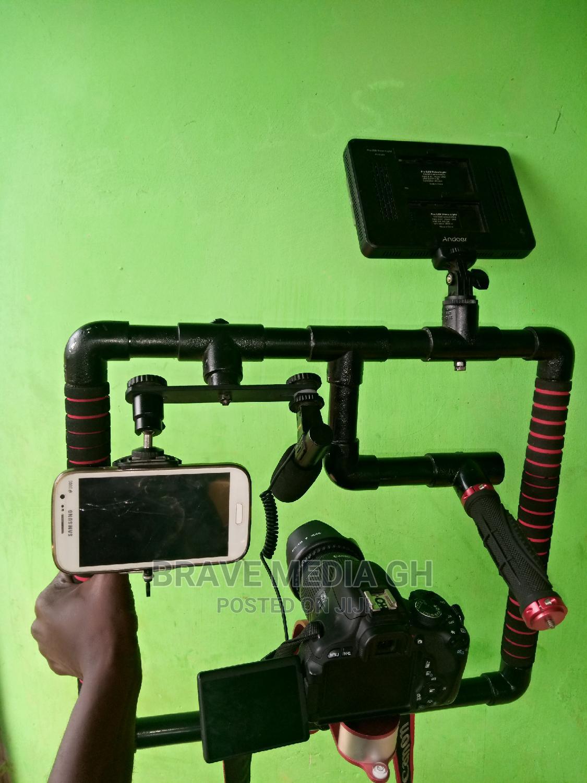 Home Made Diy Camera Stabilizer Gimbal | Photo & Video Cameras for sale in Shama Ahanta East Metropolitan, Western Region, Ghana