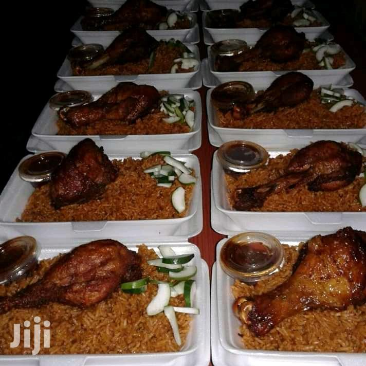 Archive: Jollof Rice For Events