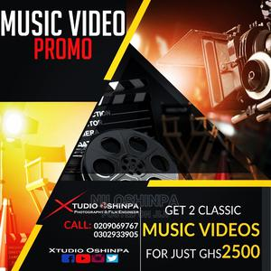 2 Classic Music Video Music Video Promo | Photography & Video Services for sale in Greater Accra, Dansoman