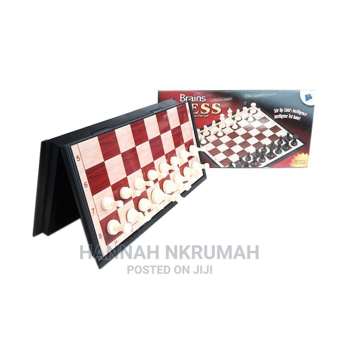 Brains Chess   Books & Games for sale in Tema Metropolitan, Greater Accra, Ghana