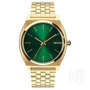Nixon Time Teller Gold With Green Dial   Watches for sale in Ashanti, Kumasi Metropolitan