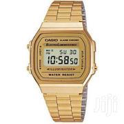 Casio A168wg-9 Unisex Illuminator Chronograph Alarm Watch   Watches for sale in Ashanti, Kumasi Metropolitan