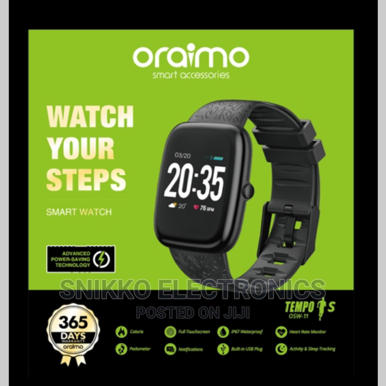 Oraimo Smart Watch ( Waterproof )