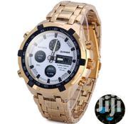 Quamer Gold With White Dial   Watches for sale in Ashanti, Kumasi Metropolitan