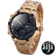 Quamer Golden Watch Black Dial   Watches for sale in Ashanti, Kumasi Metropolitan