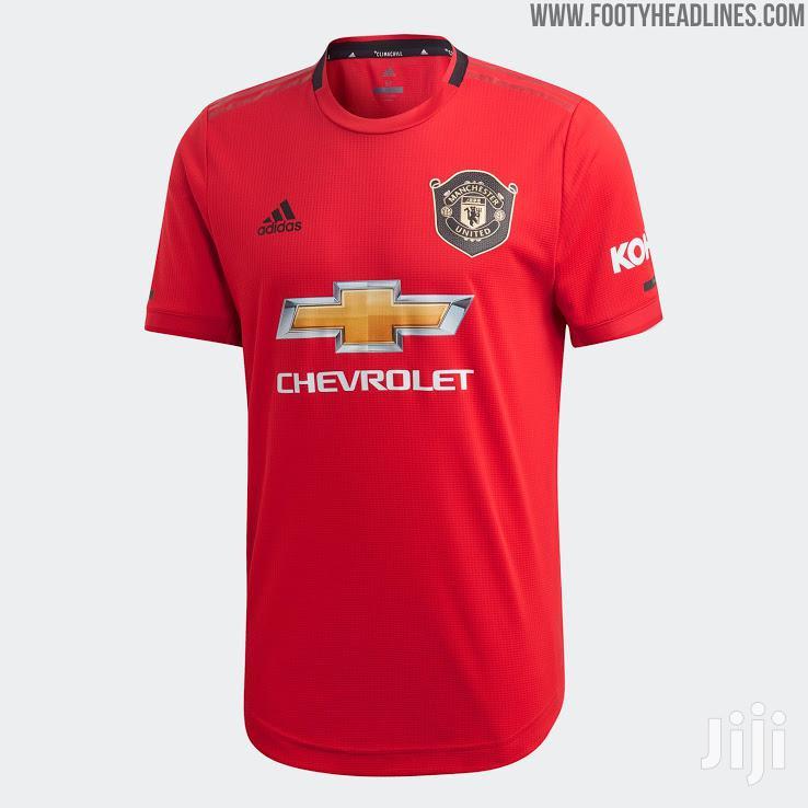 Archive: 2019/20 Football Kits