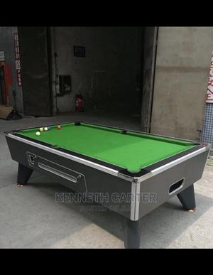 Imported Coin Operated Pool Table Snooker Board   Sports Equipment for sale in Greater Accra, Achimota