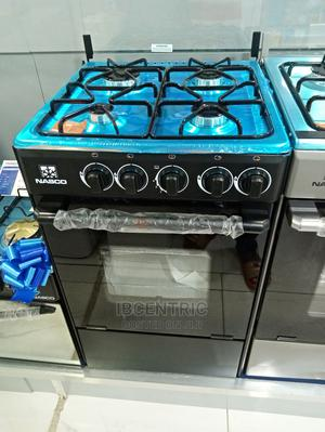 Nasco 4 Burner Gas Cooker With Oven and Grill | Kitchen Appliances for sale in Greater Accra, Dansoman