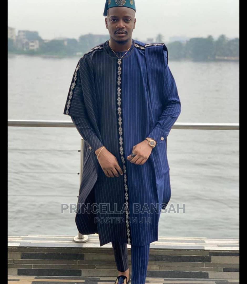 Archive: African Wear Kaftan Style