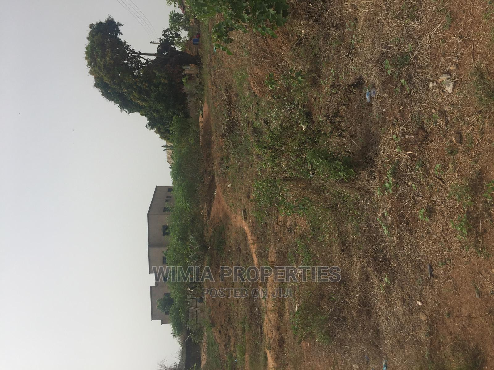 2 Plots of Land for Sale at Amsaman Obeyeye Dasalam