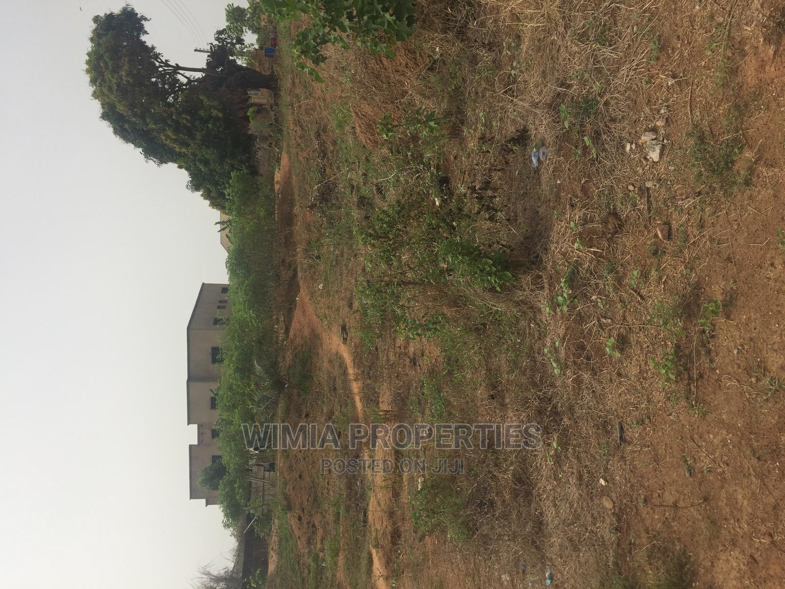 2 Plots of Land for Sale at Amsaman Obeyeye Dasalam | Land & Plots For Sale for sale in Ga West Municipal, Greater Accra, Ghana