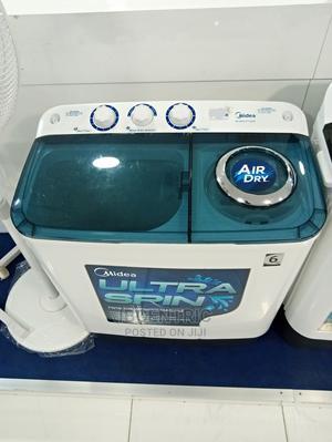 Midea 6KG Twin Tub Semi Automatic Washing Machine   Home Appliances for sale in Greater Accra, Dansoman