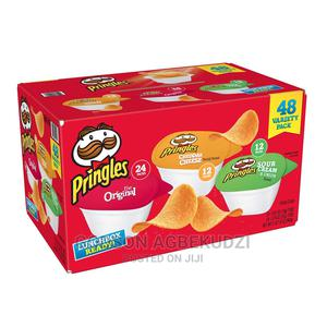 Pringles Original Snack Size Variety   Meals & Drinks for sale in Greater Accra, Agbogbloshie