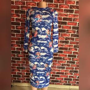 Long Sleeve Bodycon Dress | Clothing for sale in Greater Accra, Madina